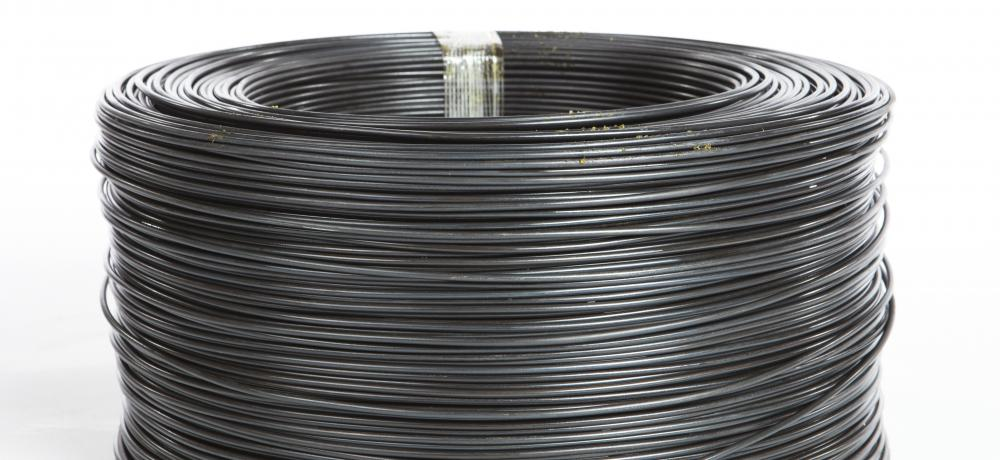 14 Gauge Baling Wire : Smart ties baling wire